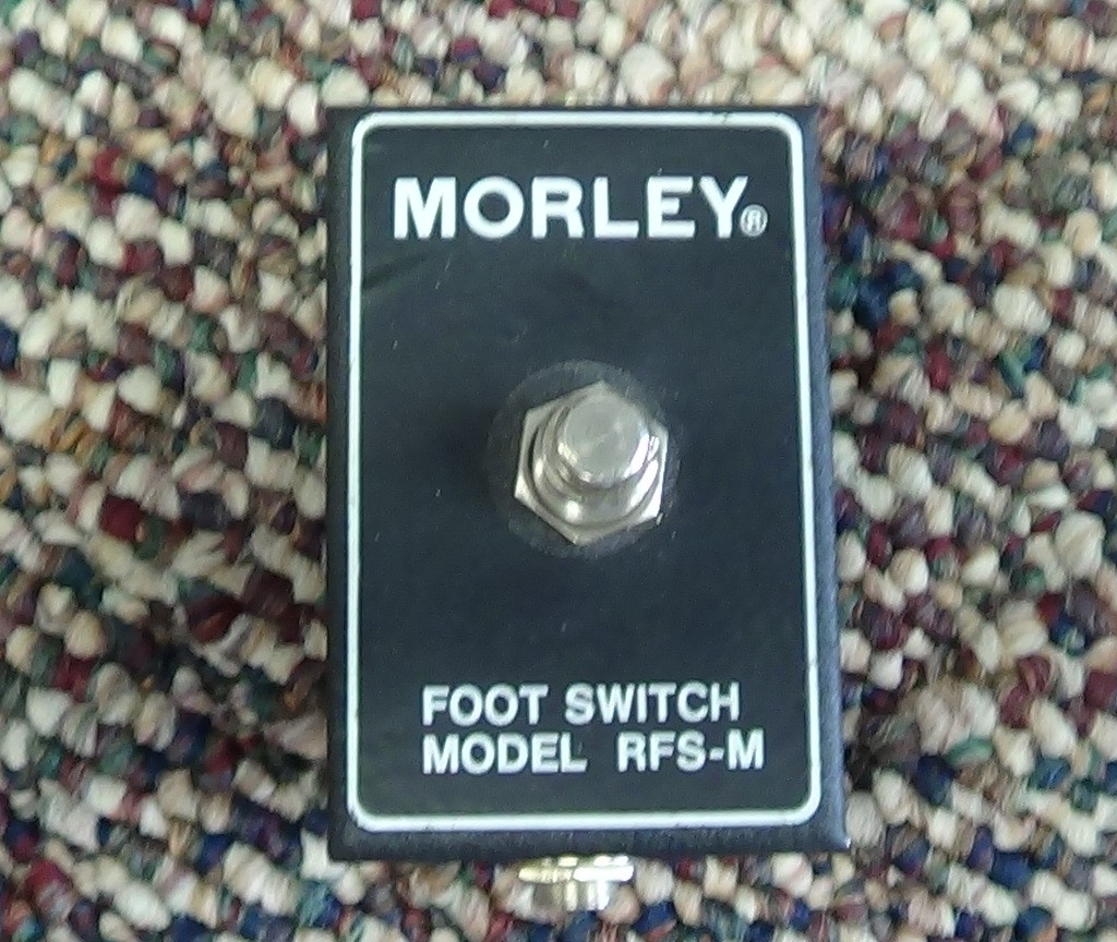 Morley Footswitch RFS-M Only $15.00